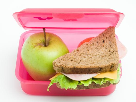 Almuerzos y meriendas sin gluten