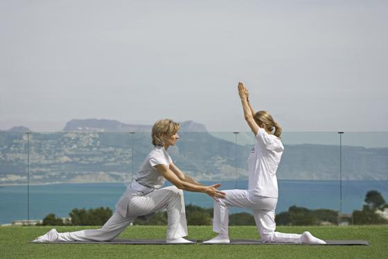 Yoga en Sha Wellness Clinic