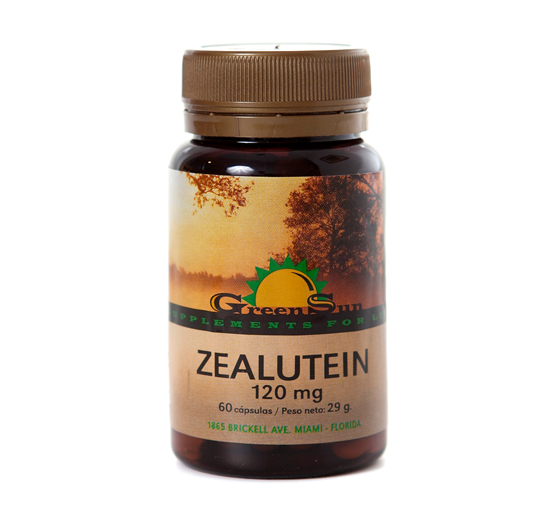 Zealutein Green Sun