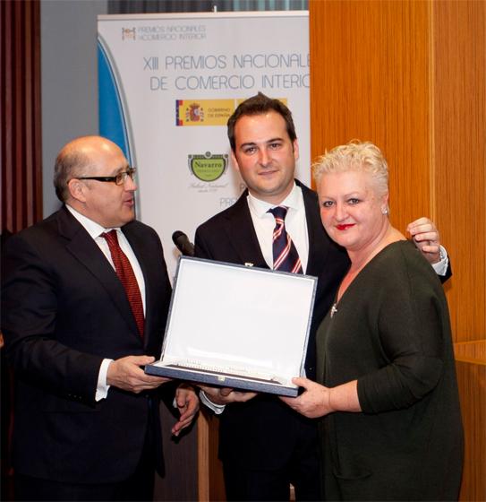 Entrega Premio Nacional Pequeño Comercio
