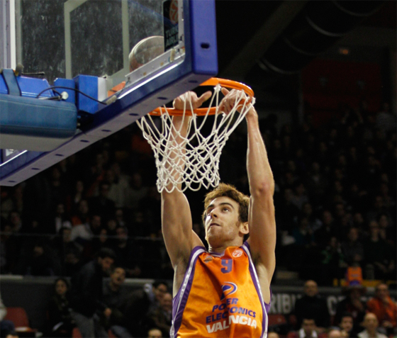 Valencia Basket Power Electronics