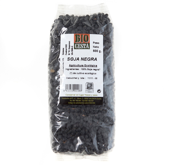 Soja Negra Ecologica