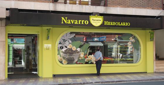 Herbolario Navarro Angel Guimera