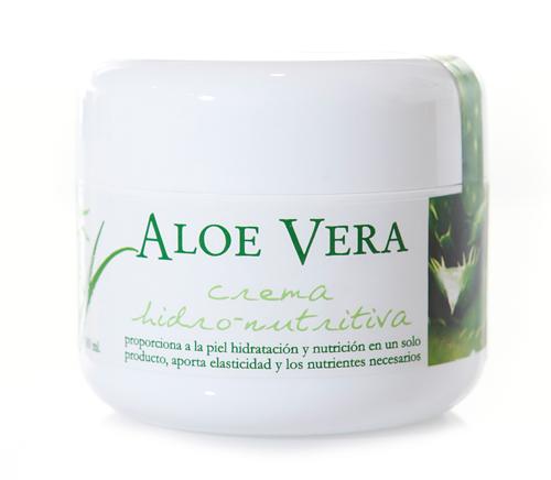 Crema Hidronutritiva Aloe Vera