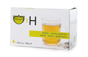 Hierbas filtro H