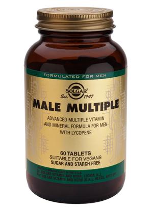 Solgar Recomienda Multinutrientes Hombre