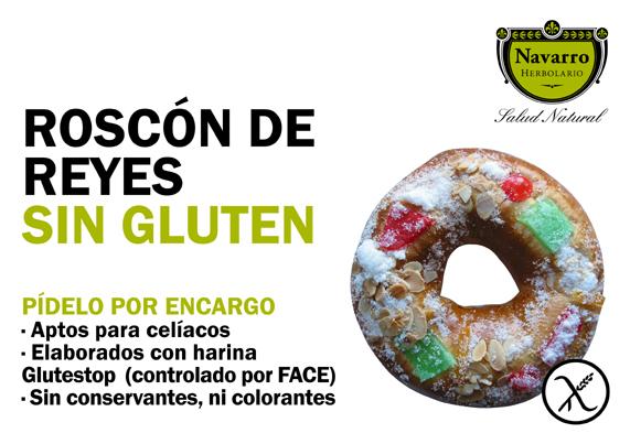RoscónSinGluten