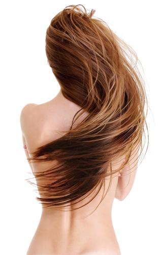 El medio de la caída de los cabello belorussiya