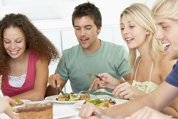 Cenas ricas y ligeras
