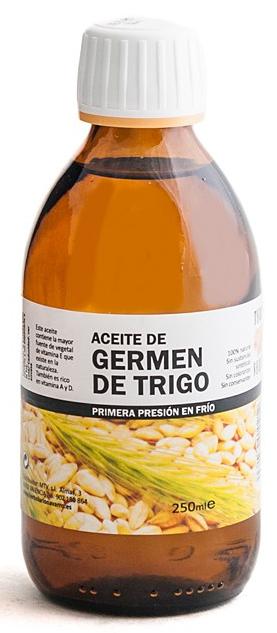 Aceite germen de trigo