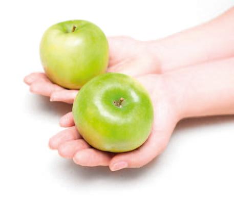 Manzanas ecológicas 2