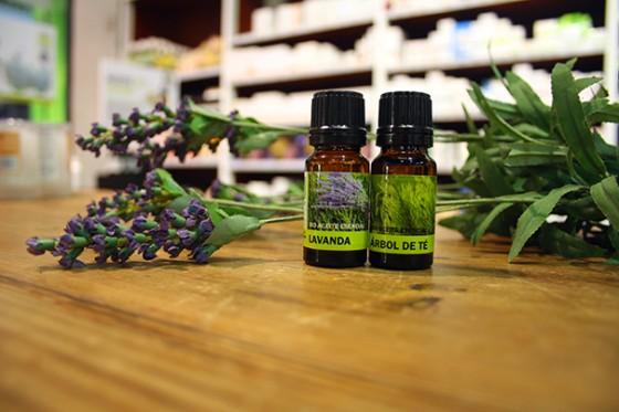 Aceites Esenciales - Salud Natural - Herbolario Navarro