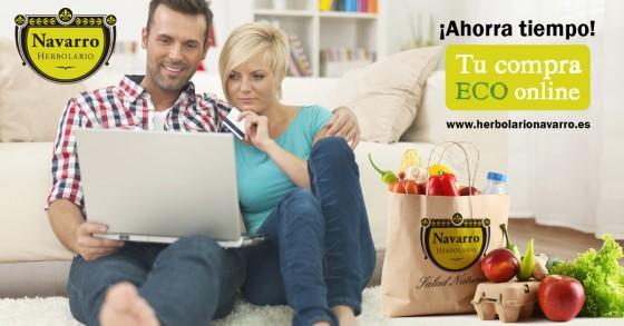 Comprar online alimentación ecológica