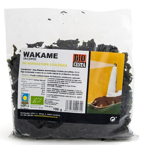 Wakame - Alimentación Macrobiótica