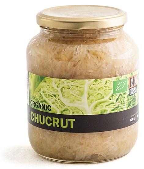Chucrut - Alimentación Macrobiótica