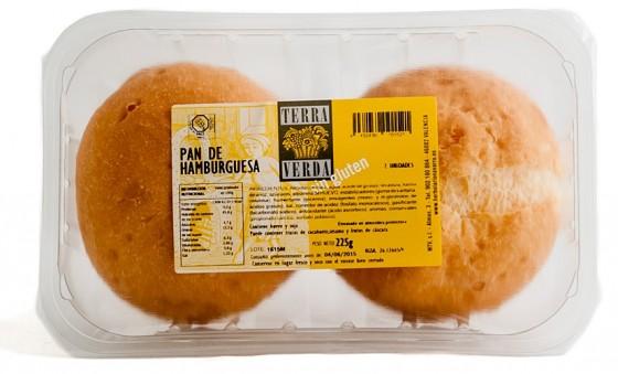 Pan Hamburguesa - Productos Sin Gluten - Herbolario Navarro