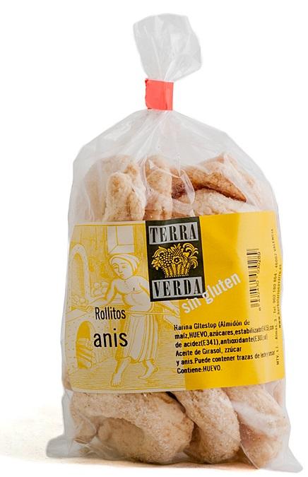 Rollitos Anís - Productos Sin Gluten - Herbolario Navarro