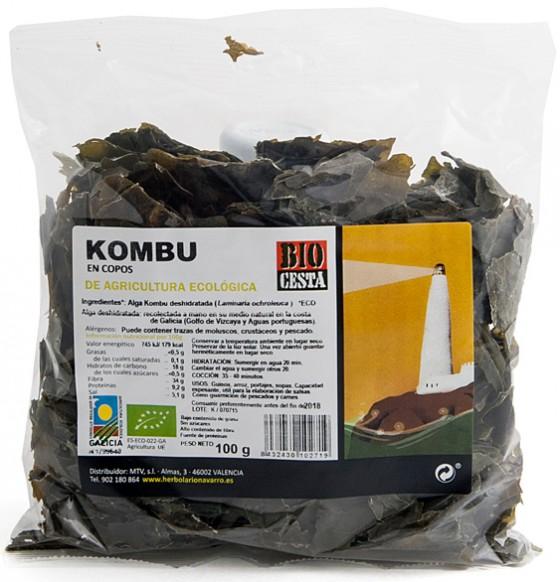 Alga Kombu - Dietética Natural