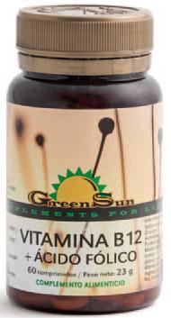 B12 + Ácido Fólico