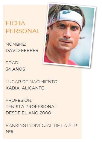 David Ferrer y Herbolario Navarro