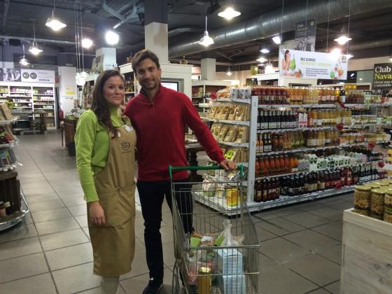 David Ferrer Compra Eco Herbolario Navarro