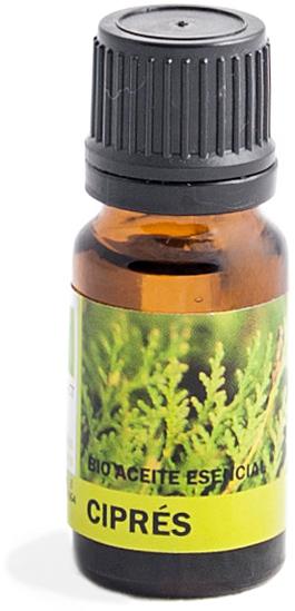 Aceite esencial ciprés para disimular rojeces