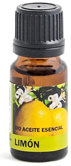 Aceite esencial limón para eliminar manchas
