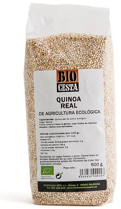 quinoa - Proteínas vegetales