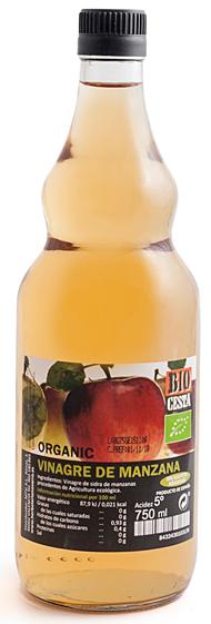 vinagre de manzana - Herbolario Navarro