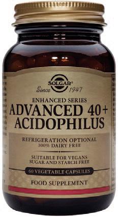 Solgar - 40 Plus Acidophilus