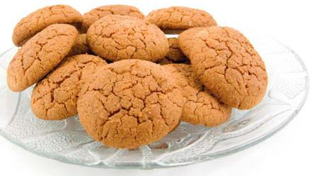 galletas harinas de avena