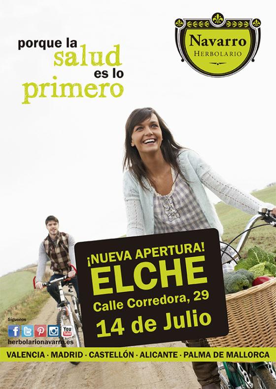 Apertura Navarro Elche