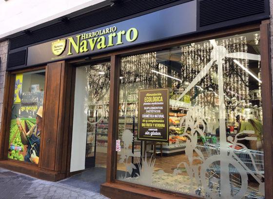 Herbolario Navarro Madrid