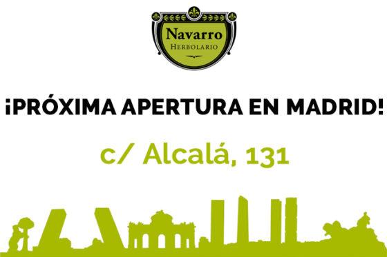 ProximaAperturaMadridAlcala131