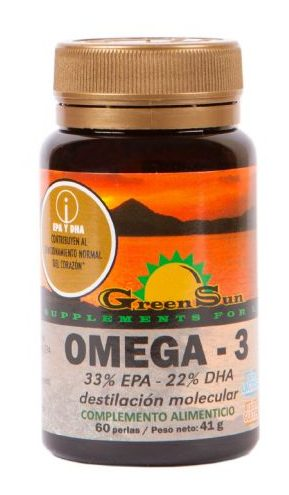 Omega 3 en cápsulas
