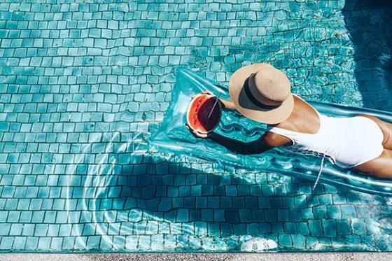 Enfría tu cuerpo en verano