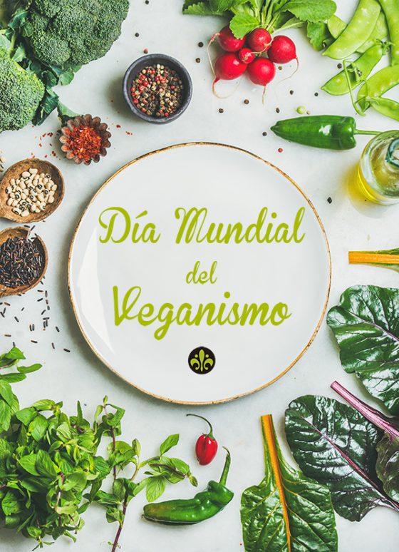 Imagen del día mundial del veganismo