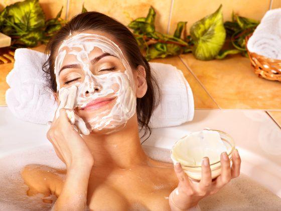 Cuidado facial con cosmética natural