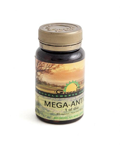 mega - antiox