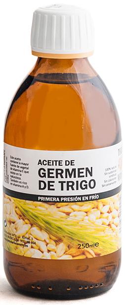 Aceite germen trigo, remedios naturales para la piel