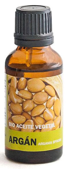 Aceite de argán vegetal