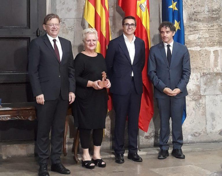 Sao Viajes Naturales en los Premios Turismo Comunidad Valenciana
