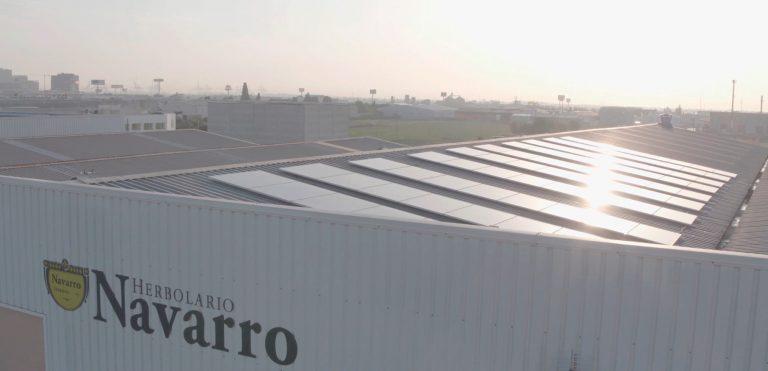 Placas Solares Herbolario Navarro