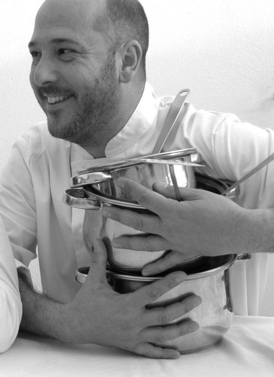 Lluís Penyafrot, chef ecológico