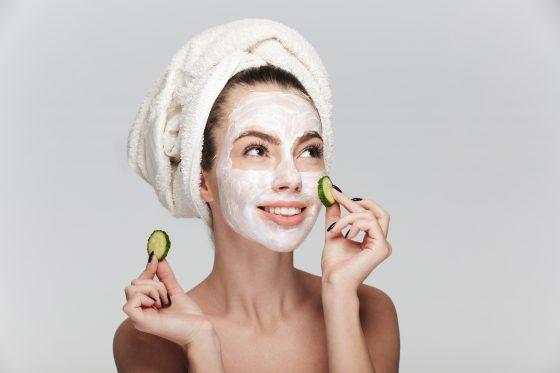 Rutina facial para una piel radiante