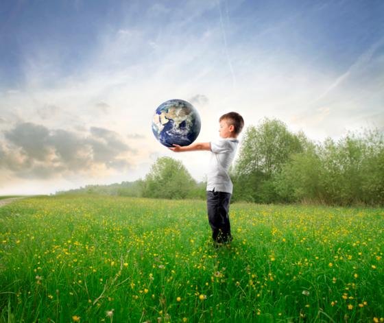 El futuro del planeta está en las manos de los pequeños, educarlos con buenos hábitos puede ser la solución