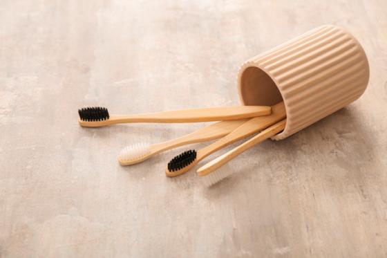Mantén una buena higiene bucal con productos biodegradables